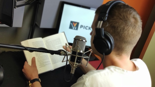 Sprzedaż audiobooka